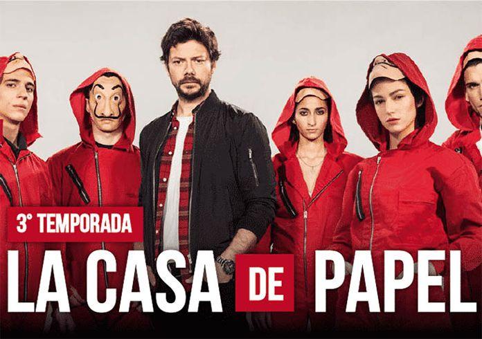 La Casa De Papel 3.Sezon